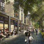 江南老社区沿街商铺改造