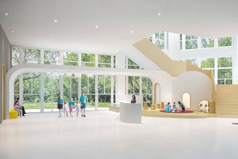 1#幼儿园入口