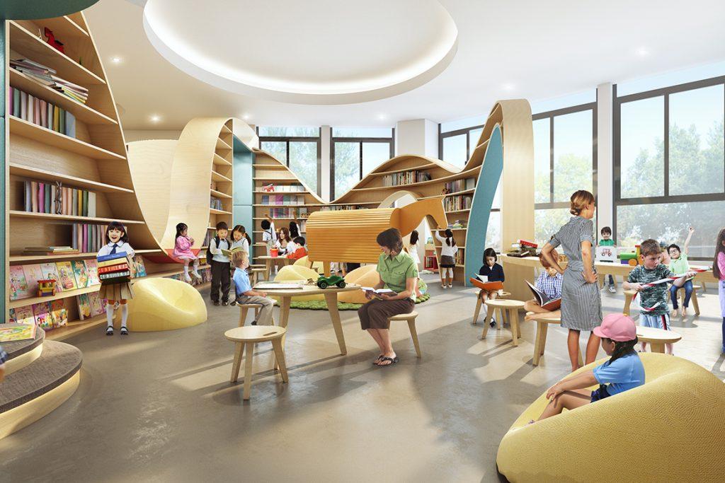 1#幼儿园图书室