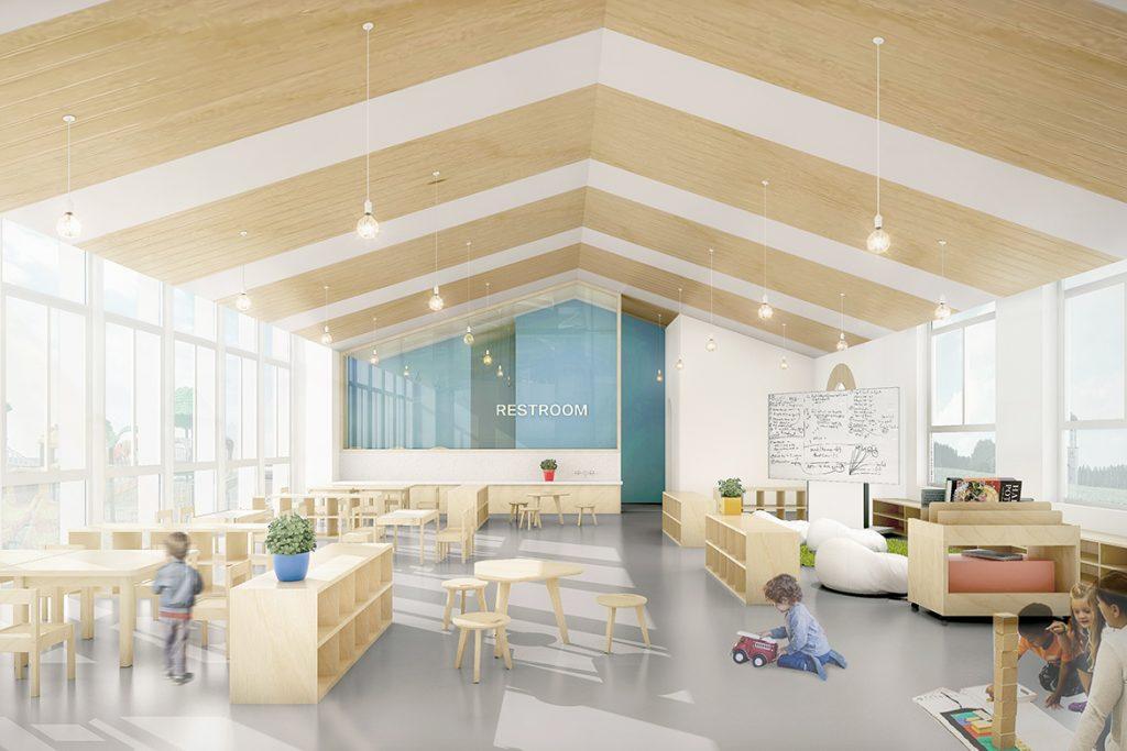 1#幼儿园活动室